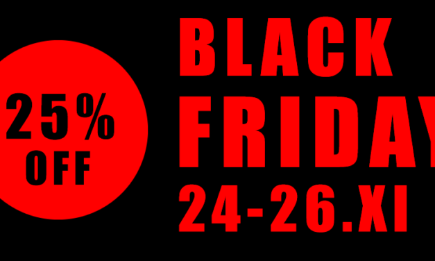 Black Friday Weekend na farbyjachtowe.pl